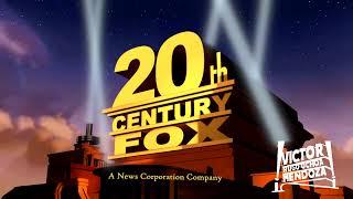20th Century Fox logo Vipid remake (December Updated)