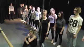 Gambar cover IWCollege Performing Arts Workshop