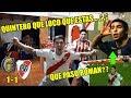 Rosario Central 1 River Plate 1 - Reacciones de dos hinchas de River - Resumen Completo!!