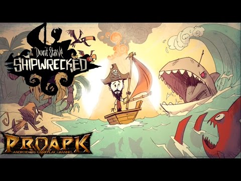 Don't Starve: Shipwrecked Android / iOS Gameplay (by Klei Entertainment)