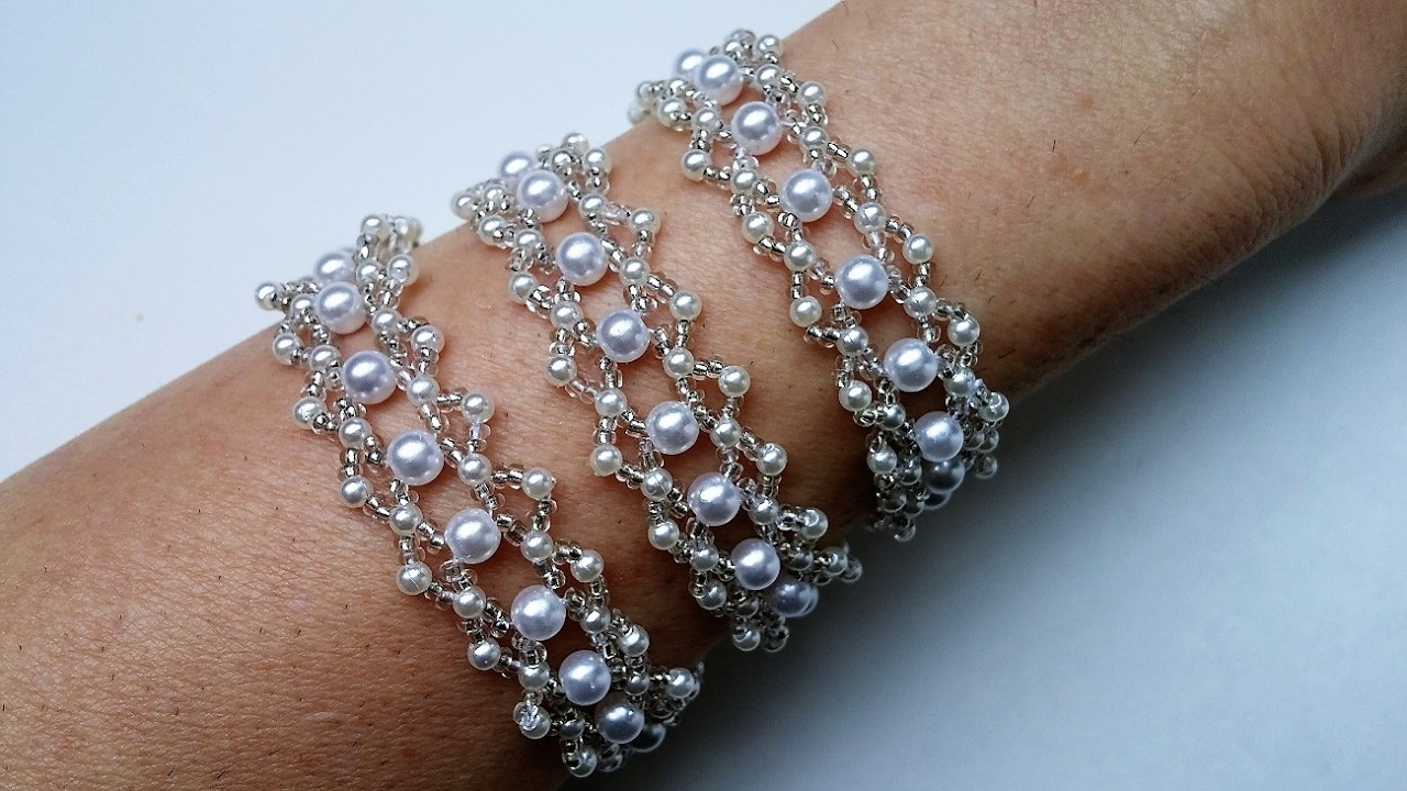 Elegant Jewelry Making Tutorial Beginners Project Youtube