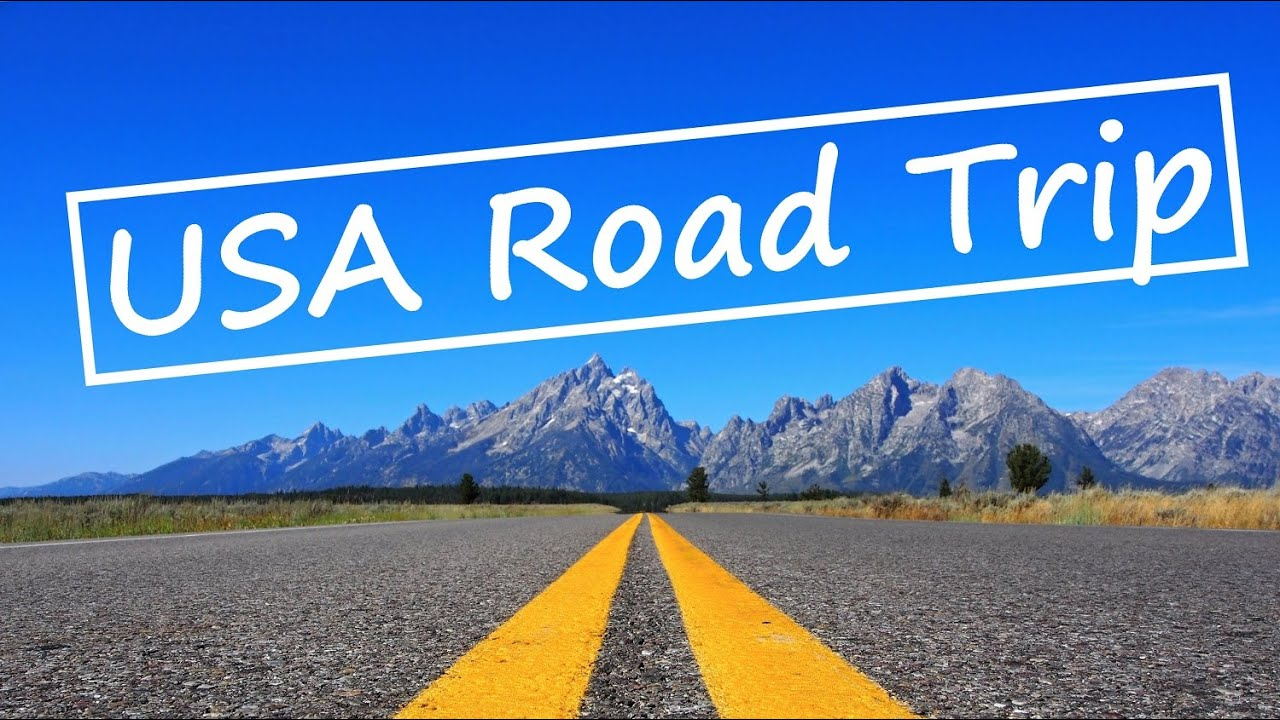 usa road trip in 3 minutes - traveling lifestyle gopro hd - youtube