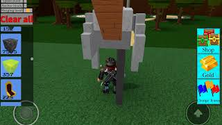 Working raptor mech/robot in ROBLOX *TUTORIAL* (Build a Boat for Treasure)