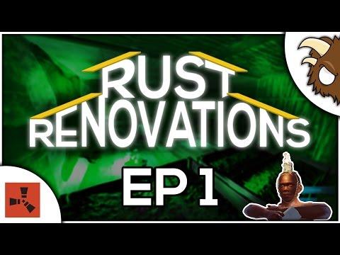 RUST RENOVATIONS - EP #1 - No Cupboard, No Problem!