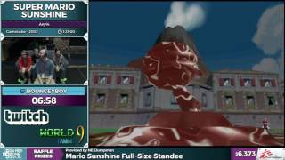 Super Mario Sunshine by Bounceyboy in 1:20:46 - SGDQ2016 - Part 2
