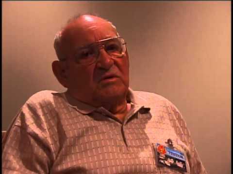 Nicholas H. Grinaldo, Staff Sergeant, US Army, World War Two, 2001 Interview