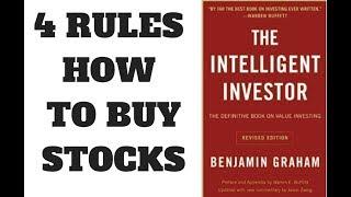 THE INTELLIGENT INVESTOR BOOK SUMMARY - CHAPTER 5 - COMMON STOCKS