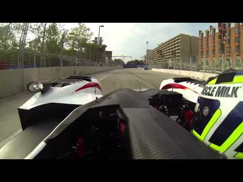 Grand Prix of Baltimore onboard lap with Klaus Graf
