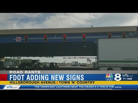Road Rants Update: FDOT Making Intersection Changes