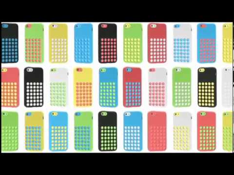 Introducing Apple IPhone 5C - Official Video