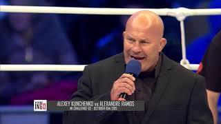 M1 in 60: Alexey Kunchenko