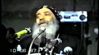 أدخلوا من الباب الضيق ج 1  البابا شنودة الثالث 10/06/1987