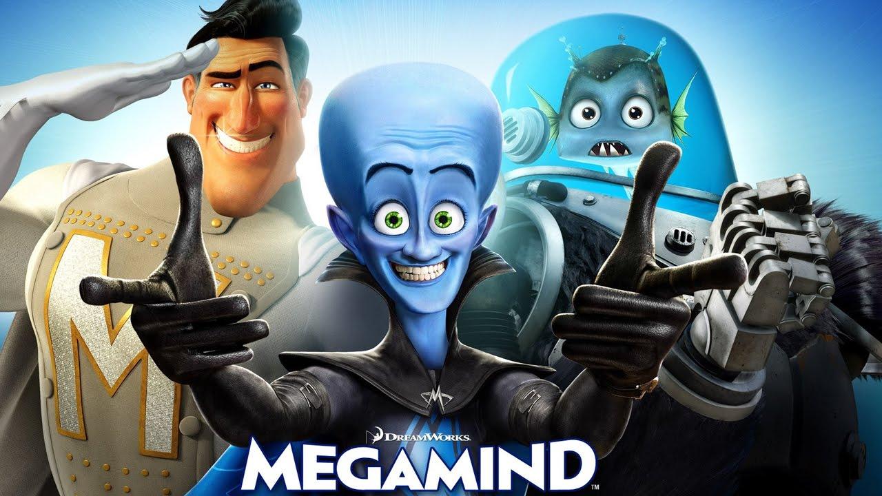 MEGAMIND Movie Clips Will Ferrell, Brad Pitt, Tina Fey, Jonah Hill ...