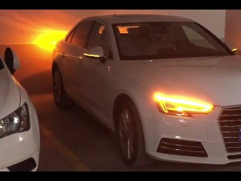 2017 New Audi A4 Dynamic Led Signaling - Front & Rear