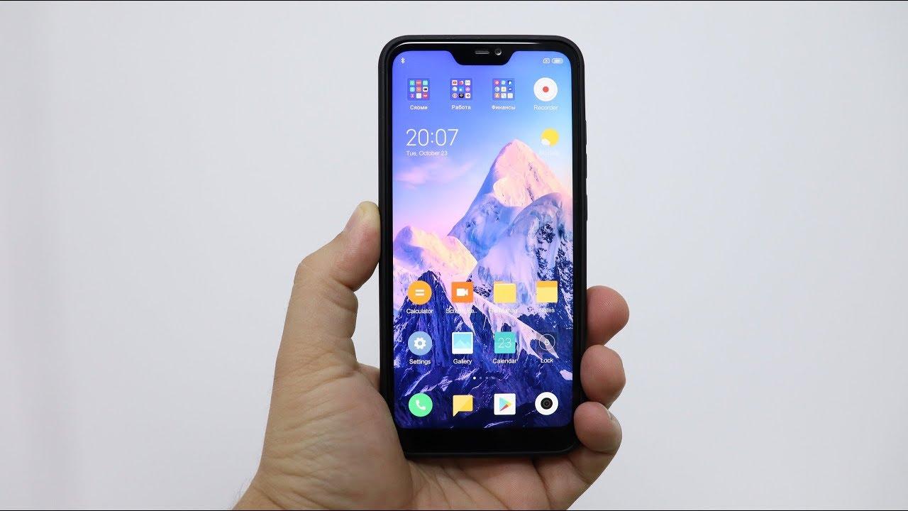 ОБЗОР Xiaomi Redmi 6 PRO ► ЭТО ВАМ НЕ Mi A2 LITE!