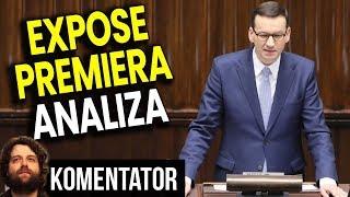 Jak PIS Wypaczył Słowo NORMALNOŚĆ czyli ANALIZA Expose Premiera Morawieckiego - Komentator Polityka
