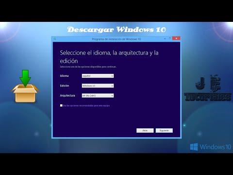 Cómo Descargar Windows 10 (Gratis Y Legal) - Tutorial