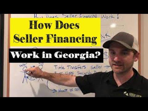 How Does Seller Financing work in Georgia?