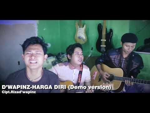Lagu terbaru D'WAPINZ band 2018 - HARGA DIRI (Demo Version)