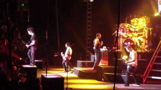 avenged sevenfold - bat country, live in oakland, @ oracle arena