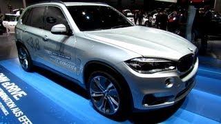 2015 BMW X5 e-Drive Concept - Exterior Walkaround - 2013 Frankfurt Motor Show