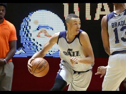 Full Highlights: Utah Jazz vs. San Antonio Spurs from Orlando Summer League (87-74)
