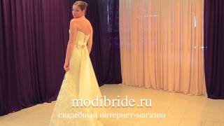 Платье Merri Космея - www.modibride.ru Свадебный Интернет-магазин