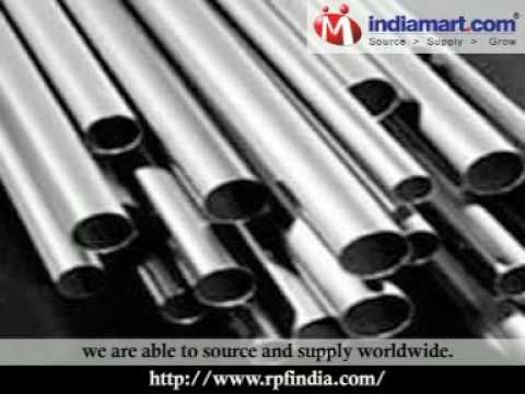 Stainless Steel Products, Nickel Alloy Products