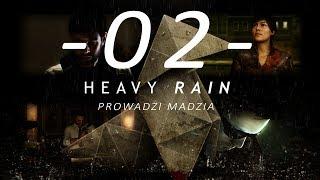 [PS4] Heavy Rain #02 - Centrum handlowe / Ojciec i syn