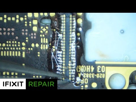 Introduction to Microsoldering with Jessa Jones