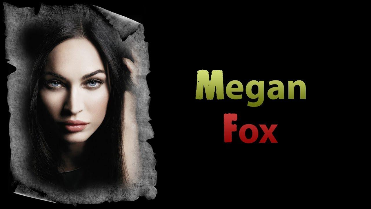 Откровенное видео меган фокс