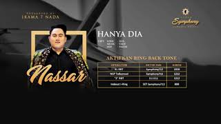 Hanya Dia - Nassar (Preview Video Lyrics)