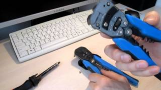 видео Инструмент для электромонтажа Miller