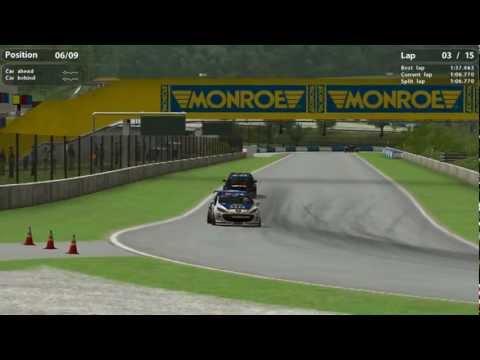 STCC Test Race OKAYAMA MVR Server