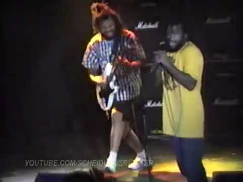 Bad Brains Reseda Ca Country Club 1989 09 08