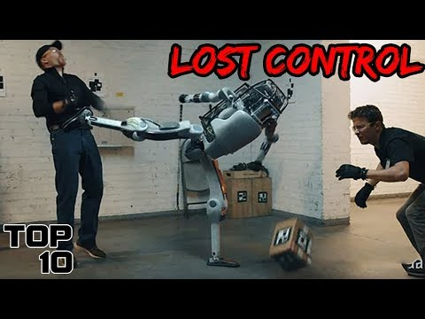 Top 10 Scary Robots That Lost Control - Part 3