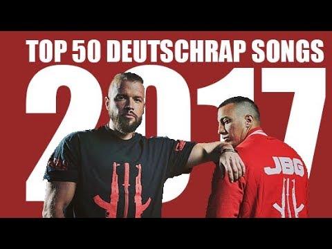 TOP 50 GERMAN HIP HOP / RAP SONGS 2017