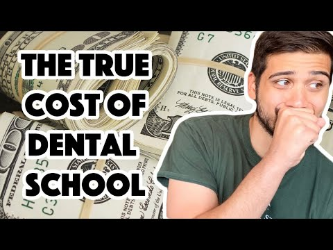 The Cost Of Attending Dental School