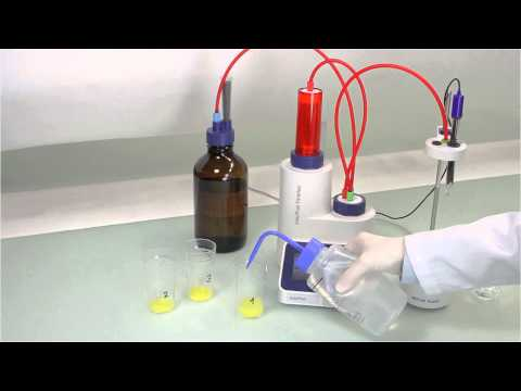 EasyPlus - How To Perform A Titration