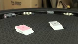 The Nighthawk 55 Poker Table BBO - PokerShop.com.au