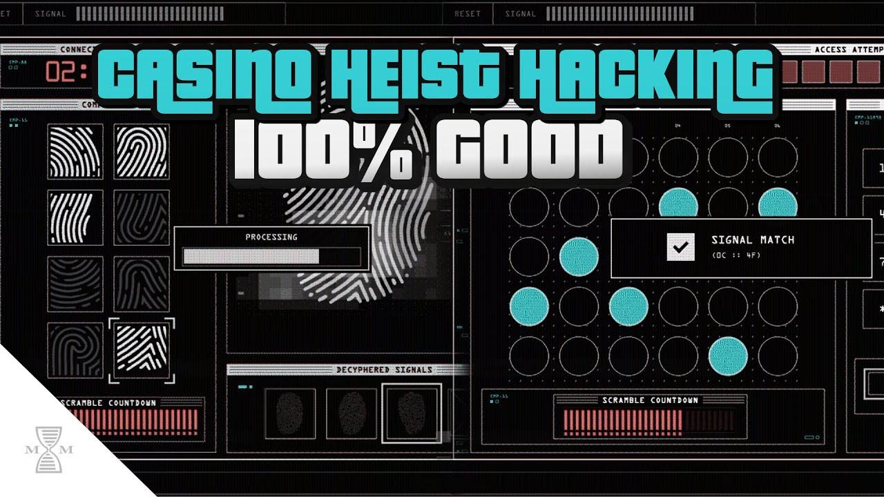 Gta Online Casino Heist Hacking