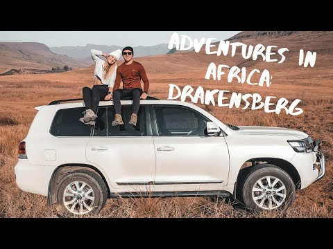 Adventures In Africa: Drakensberg | Road Trip 2.0 | Goldfish Ft. Sorona - Hold Your Kite