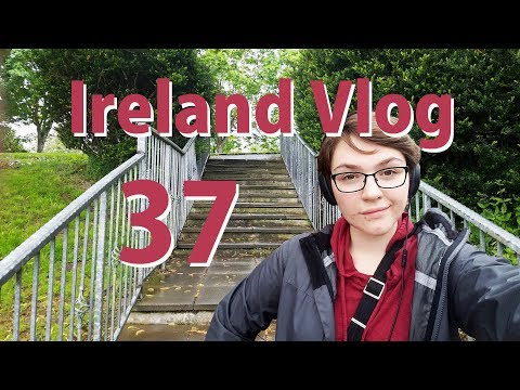 Improv Cooking and Comic Booking - Ireland Vlog Ep 37