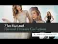 7 Top Featured Formal Dresses Collection By Sherri Hill, Winter 2017