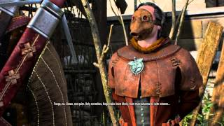 The Witcher 3 Wild Hunt: Contract Quest Deadly Delights