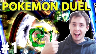 POKEMON DUEL GAMEPLAY - PO POLSKU