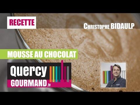 Recette : MOUSSE AU CHOCOLAT – quercygourmand.tv