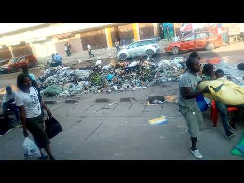 La ronde de KIN la capitale de la R.D CONGO(1)