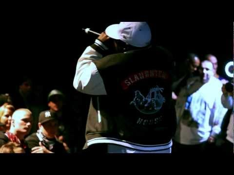 Crooked I, live at The O-Zone Battles 2 year anniversary