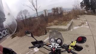 Заметки мотоциклиста 61 / Мотобудни / Моя АВАРИЯ. Как наркоман протаранил меня.